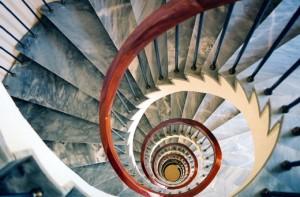 Stairway to my world