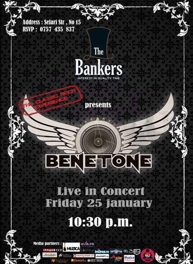 Concert_BENETONE_Band